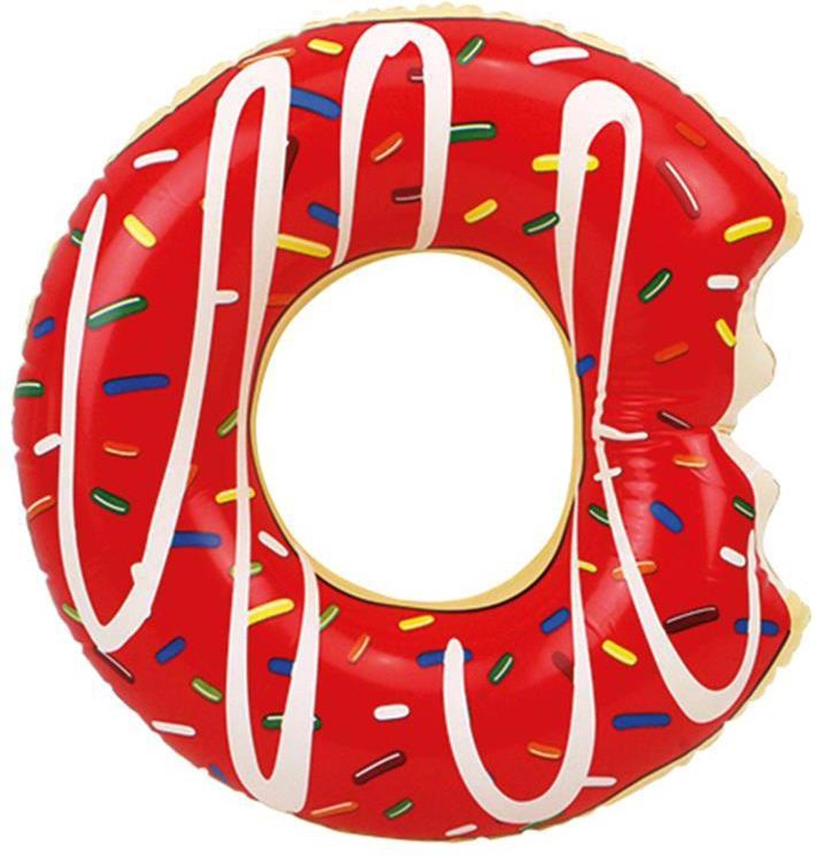 Opblaasband Donut - Doorsnede 61 cm