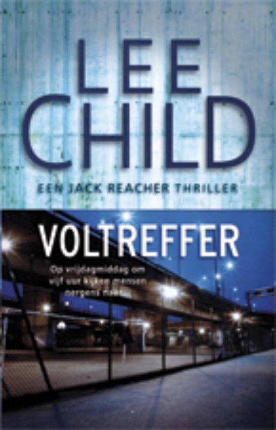 Jack Reacher 9 - Voltreffer - Lee Child   Fthsonline.com