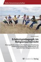 Erlebnisp dagogik Im Religionsunterricht
