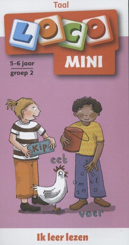 Loco Mini - Ik leer lezen 5-6 jaar groep 2 - Helga van de Ven |