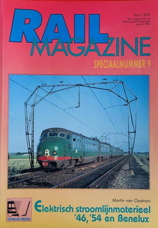 Rail Magazine Elektrisch stroomlijnmaterieel '46 '54 - Oostrom   Fthsonline.com