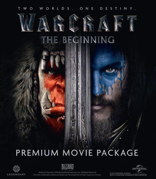 Warcraft: Premium Movie Package