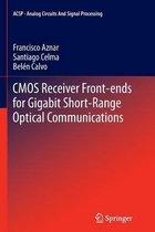 CMOS Receiver Front-ends for Gigabit Short-Range Optical Communications