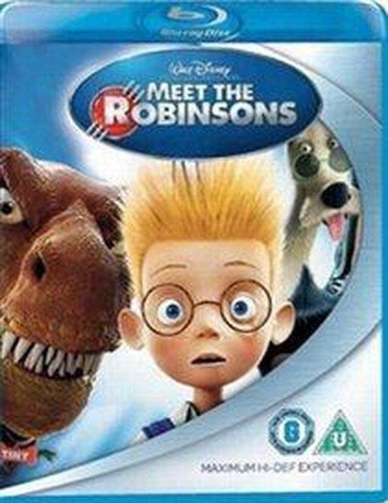 Cover van de film 'Meet The Robinsons'
