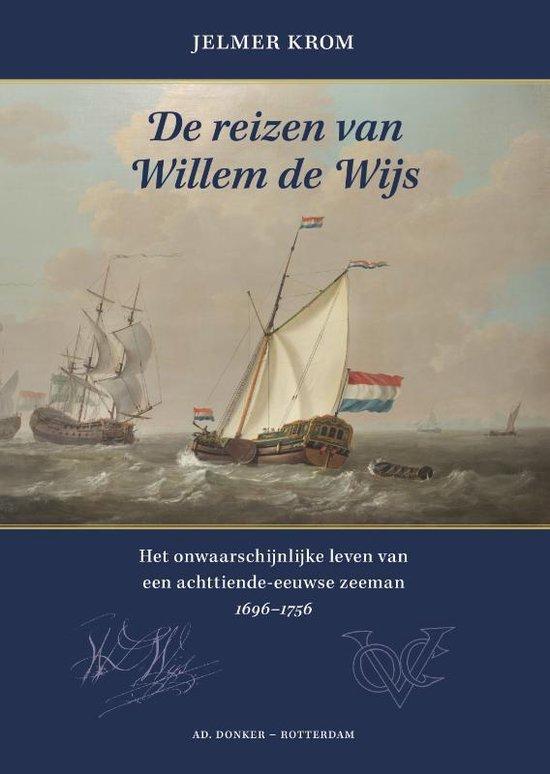 De reizen van Willem de Wijs - Jelmer Krom |