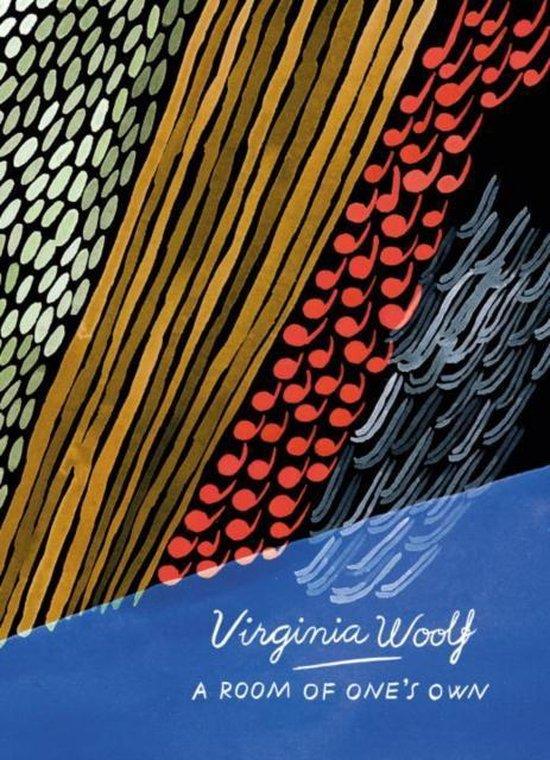 Boek cover A Room of Ones Own and Three Guineas (Vintage Classics Woolf Series) van Virginia Woolf (Paperback)