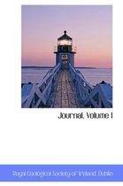 Journal, Volume I