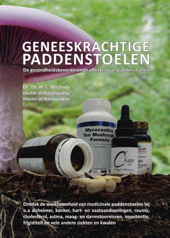 Geneeskrachtige paddenstoelen - Th.H.L. Michiels | Fthsonline.com