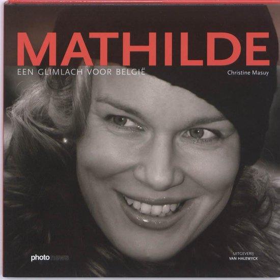 Cover van het boek 'Mathilde'