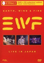 Earth Wind & Fire - Live In Japan (DVD+CD Collector's Edition)