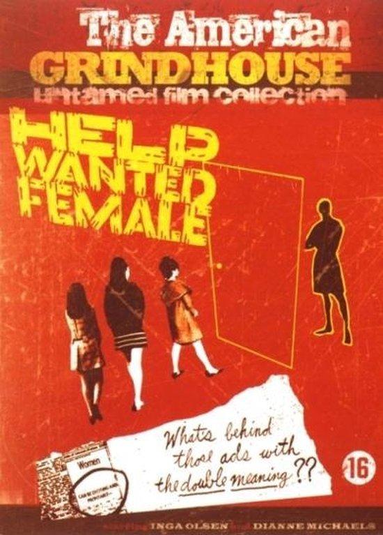Cover van de film 'Help Wanted Female'