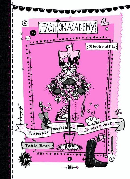 Fashion Academy 1 - Flamenco meets flowerpower - Simone Arts | Readingchampions.org.uk