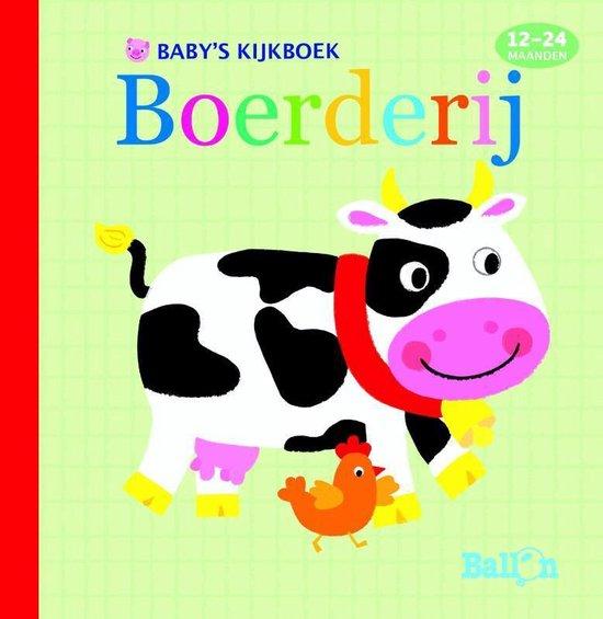 Eendjesreeks 0 - Baby's kijkboek: boerderij - Baby''s kijkboek | Readingchampions.org.uk