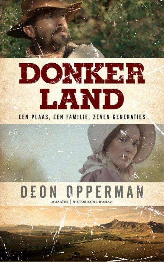 Donkerland - Deon Opperman |