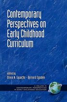 Contemporary Perspectives on Curriculum for Early Childhood Education