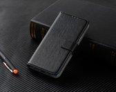 H.K. Luxe boekhoesje/bookcase zwart geschikt voor Samsung Galaxy A50