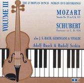Vivaldi, Bach, Mozart & Schubert