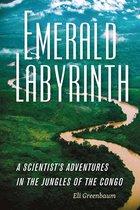 Omslag Emerald Labyrinth