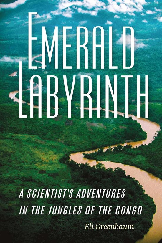 Omslag van Emerald Labyrinth