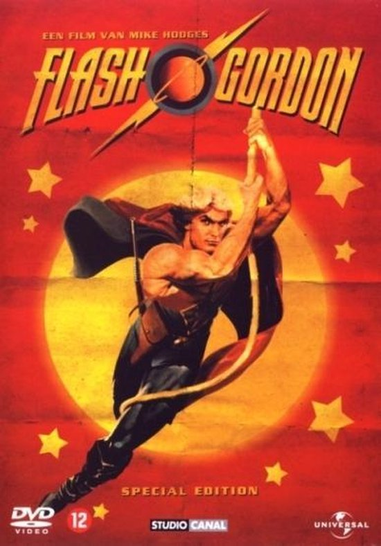 Cover van de film 'Flash Gordon'