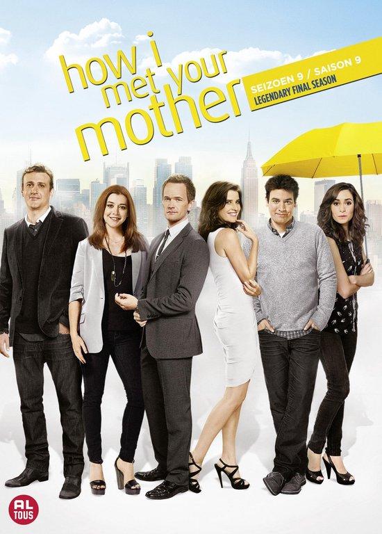 Cover van de film 'How I Met Your Mother'