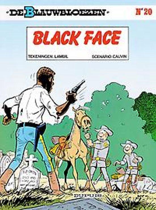 Thumbnail van een extra afbeelding van het spel Stripboeken De Blauwbloezen - Black Face 20