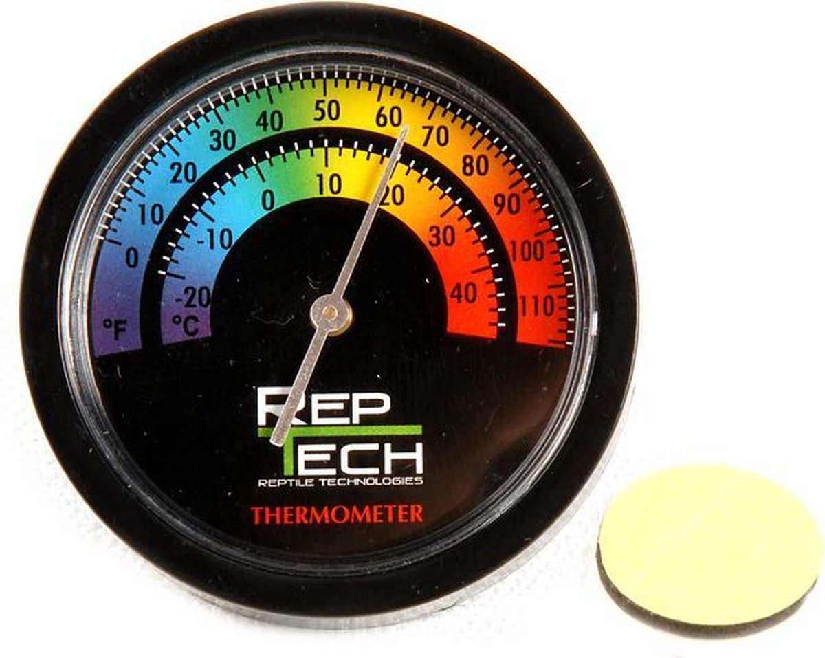RepTech Analoge Thermometer