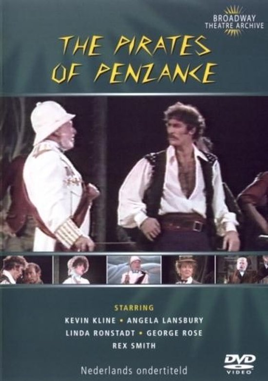 Cover van de film 'Pirates Of Penzance'