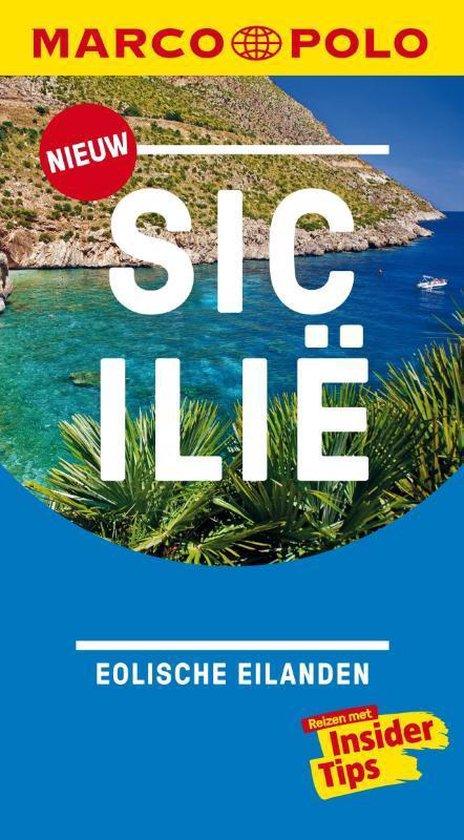 Sicilië & Eolische Eilanden Marco Polo NL - Marco Polo pdf epub
