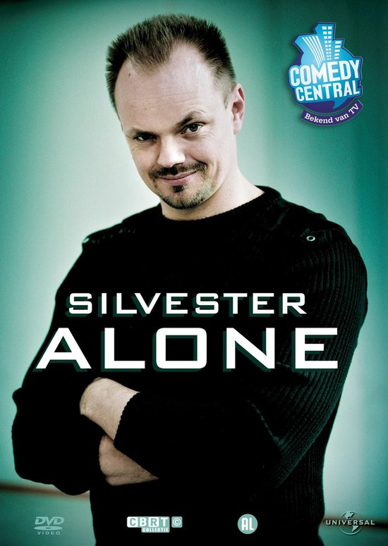 Cover van de film 'Alone'
