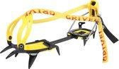 Grivel G10 stijgijzers new-matic geel/zwart