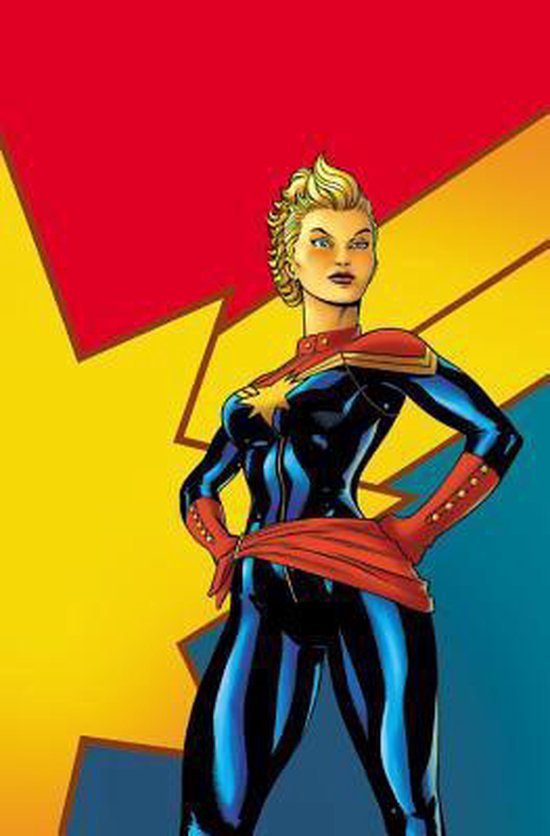 Boek cover Captain Marvel van Kelly Sue Deconnick (Paperback)