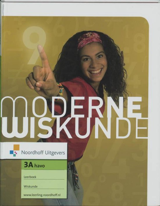 Leerwerkboek 3A Havo Moderne wiskunde - Ingrid de Bruijn |