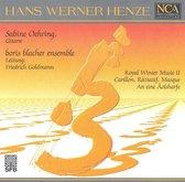 Hans Werner Henze: Royal Winter Music II; Carillon, Recitatif, Masque; An eine Aolsharfe