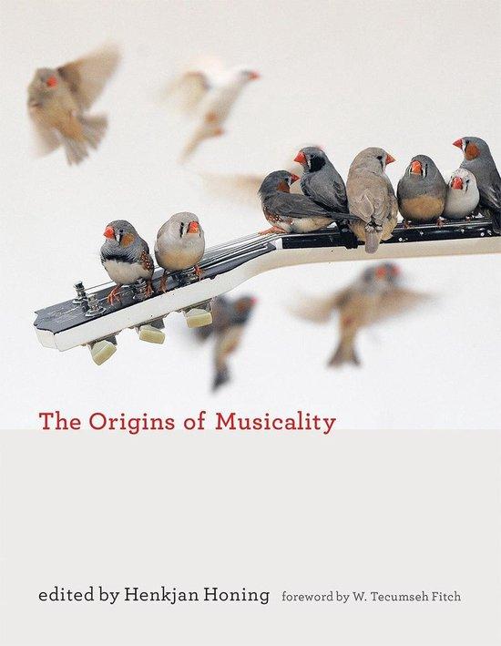 Boek cover The Origins of Musicality van W. Tecumseh Fitch (Onbekend)
