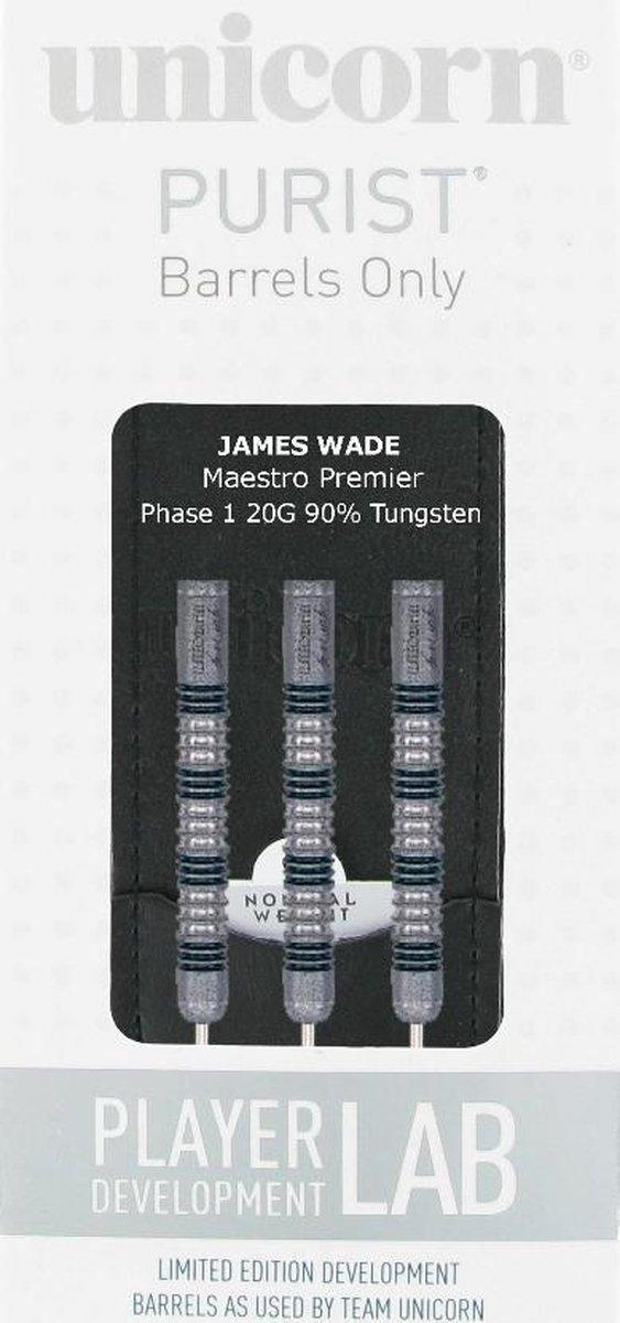 Unicorn Purist James Wade Phase 1 90% - 20 Gram