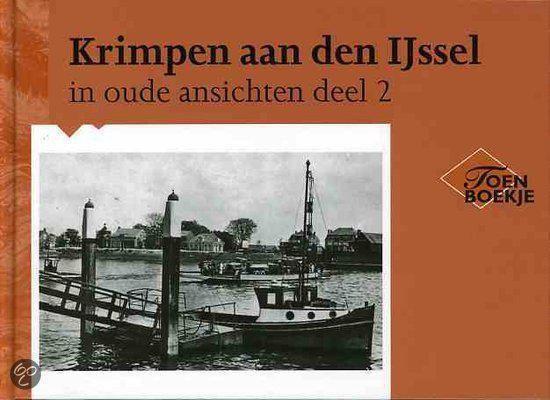2 Krimpen aan den IJssel in oude ansichten - M. de Haij-de Visser |