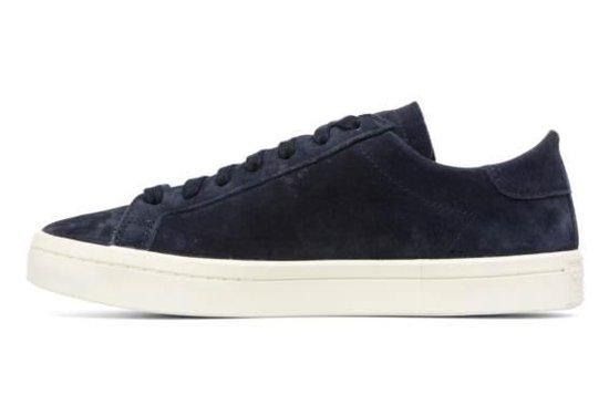   Adidas Sneakers Court Vantage Dames Blauw Maat 40