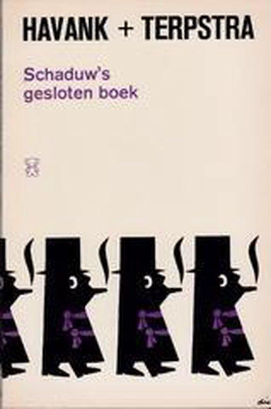 Schaduws gesloten boek - Havank pdf epub