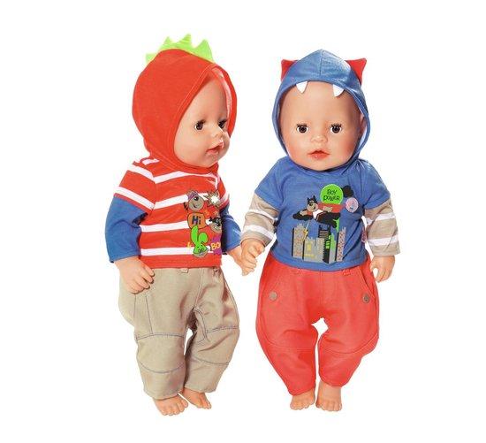 BABY born® Kledingsetje voor jongen - poppenkleding - BABY born