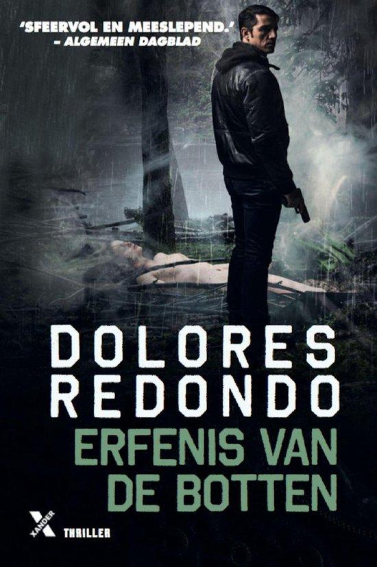 Erfenis van de botten - Dolores Redondo  