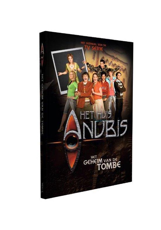 Boek cover Het huis Anubis 2 -   Het geheim van de tombe van Gert Verhulst