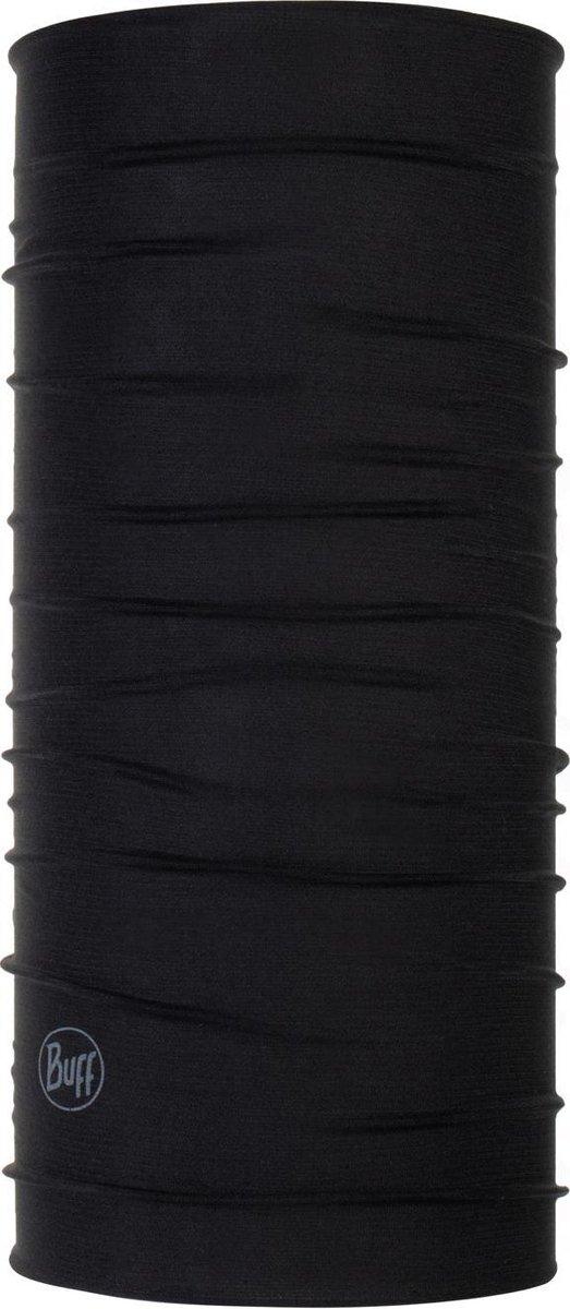 BUFF® Coolnet Uv+ Solid Black - Zonbescherming -