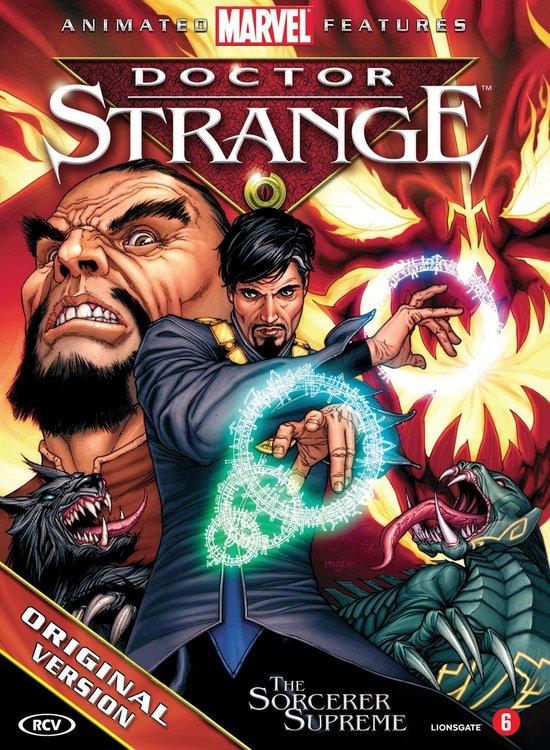 Cover van de film 'Doctor Strange'