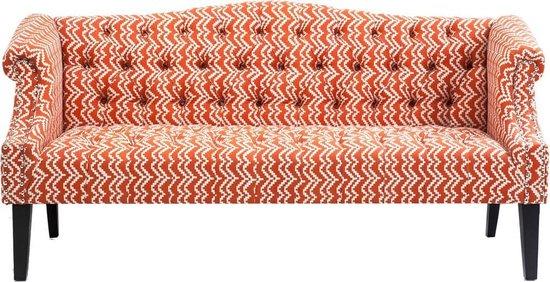 Design Bank Oranje.Bol Com Julietta Bank Oranje Kare Design