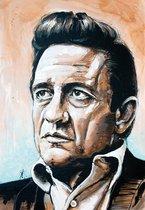 Johnny Cash canvas 01 (40x60cm)