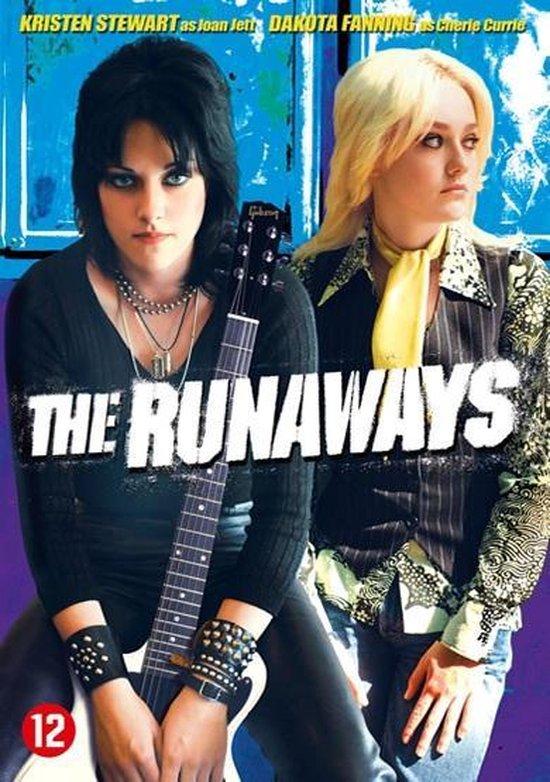 Cover van de film 'The Runaways'