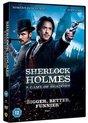 Sherlock Holmes 2: A Game Of Shadows - Movie