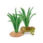 Schleich Kameleon 42324 - Speelfiguur - Wild Life - 4,7 x 15,9 x 9,2 cm