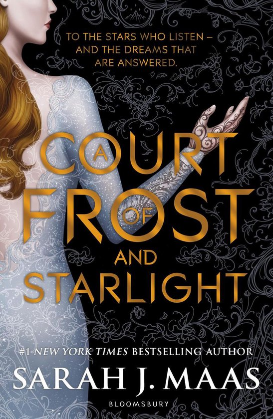 A Court of Frost and Starlight - sarah j maas
